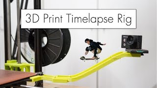 3D Printer Timelapse Rig