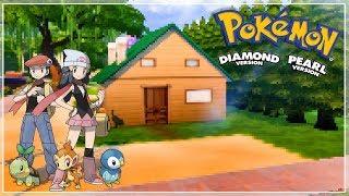 Twinleaf Town Pokémon Diamond & Pearl | The Sims 4 speed build