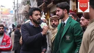 Feb 2018 - Latest Public Opinion from Peshawar KPK - Did Imran Khan