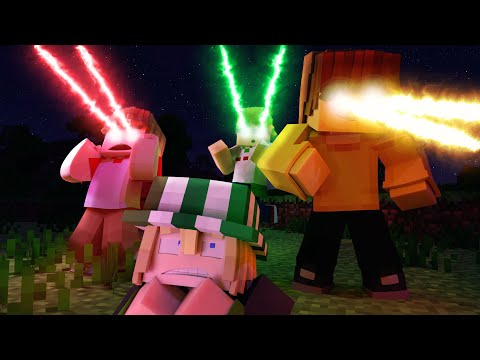 Tommyinnit Adds Lasers to Minecraft