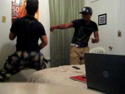 Booty Bounce Kings; aka ScubA STE Ve0 & ALYX C wat nigha