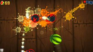 Let's Play Fruit Ninja HD - 01 - Time To Slice Some Fruit!