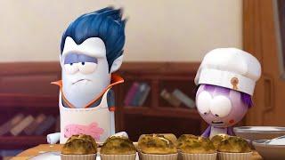 Spookiz | A COMER PASTELITOS | Dibujos animados para niños | WildBrain