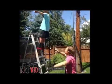 Father Teaches His Son A Lesson