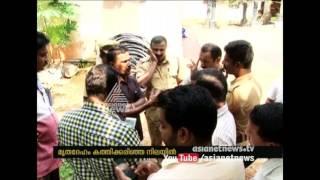 Burnt dead body found at Mala, Thrissur | FIR 10 May 2016
