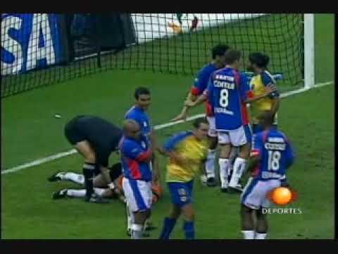 grandes broncas del futbol mexicano parte 4de 4
