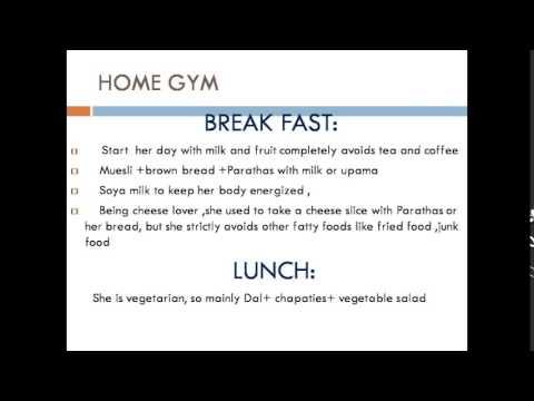 kareena kapoor'diet chart