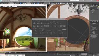 Réaliser les motifs pour les piliers avec 3ds Max 2016   Elephorm