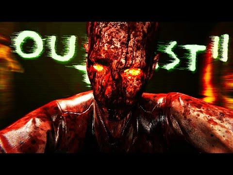 LITERALLY RAINING BLOOD!! | Outlast 2 - Part 7