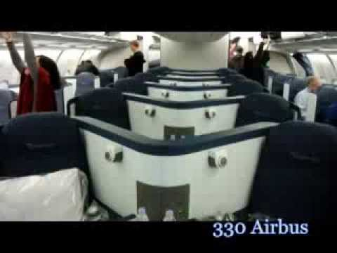MUST SEE Delta s 747 and A330 new Business Elite lie flat beds