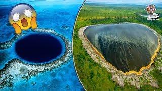 أخطر 10 بحيرات في العالم