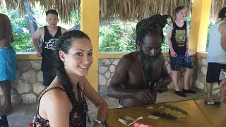The Blue Hole Dab Session | Getting High in Jamaica | EP 1