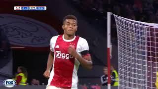 GOAL | David Neres. Ajax - Sparta Rotterdam 3 - 0