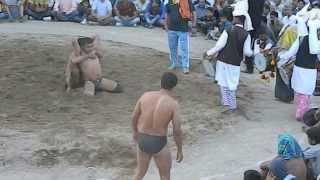 Kushti Wrestling at dangal in Sair Fair Arki himachal Pradesh (India ) Day 2