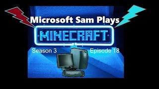Microsoft Sam Plays Minecraft Season 3 Episode 18   LUCOW'S UPRISING PART 2