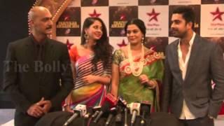 Iss Pyaar Ko Kya Naam Doon at Star Parivaar Awards 2014