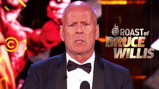 Nothing Can Keep Bruce Willis Down - Roast of Bruce Willis - Uncensored