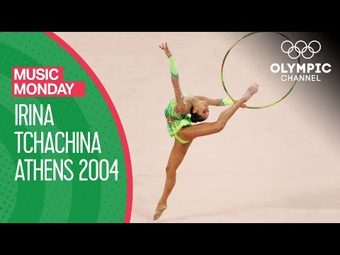 When Irina Tchachina became a Pirate of the Caribbean in Athens 2004 Music Monday