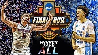 2017 NCAA Basketball National Championship Hype Video (North Carolina & Gonzaga)