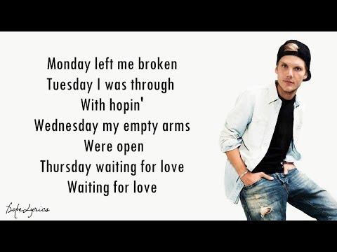 Avicii - Waiting For Love (Lyrics)