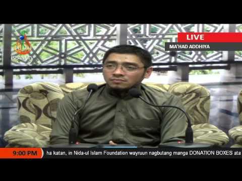Biyadiin kita Lasahun sin Allahu Taala - Sheikh Abdulwahid Ikiram (Tausug)