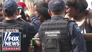 Mexico deporting migrants without papers at Guatemala border