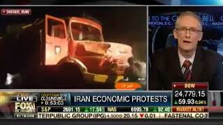 FDD senior counselor John Hannah talks about the Iran protests on Countdown to the Closing Bell.