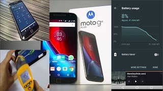 Moto G4 Plus Heating/Battery Drain/Screen Burn Issue after Android Nougat Official Update!