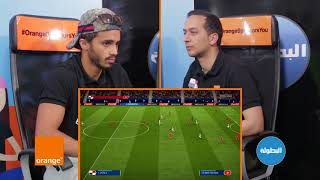 E-Gaming Russia : Panama VS Tunisia