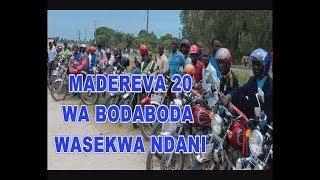 Watu 20 wakamatwa na Polisi kwa kushambulia Gari la Mwendokasi