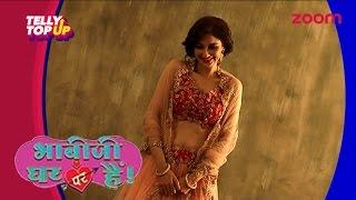 'Bhabhiji Ghar Par Hai's' Saumya Tandon's Hot Photoshoot | #TellyTopUp