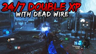 24/7 Double XP! | Level up FAST! | Der Eisendrache | Black Ops 3