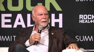 Outsmarting Death Through The Software Of Life // Rock Health Summit 2015