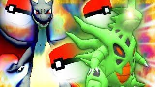 "Minecraft PIXELMON DUEL - ""MEGA VS MEGA POKEMON BATTLE!"" - Minecraft Pokémon Mod"