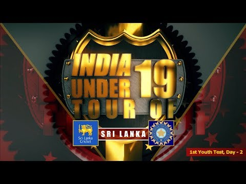 Xxx Mp4 Sri Lanka U19 Vs India U19 1st Youth Test Day 2 3gp Sex