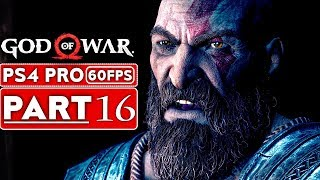 GOD OF WAR 4 Gameplay Walkthrough Part 16 [1080p HD 60FPS PS4 PRO] - No Commentary