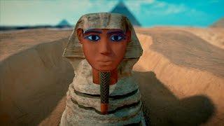 What Did The Sphinx Look Like Originally? We