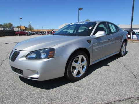 2008 Pontiac Grand Prix GXP V8 Start Up, Exhaust, and In Depth Review