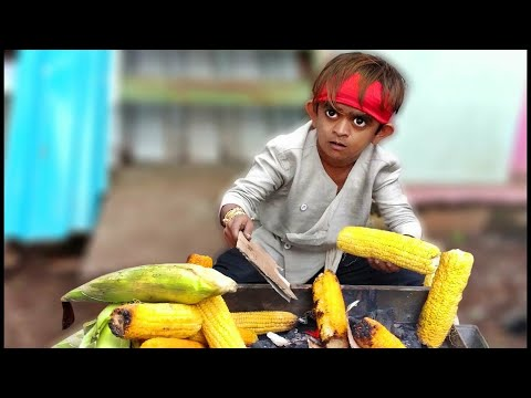 Xxx Mp4 छोटू का भुट्टा CHOTU KA BHUTTA Khandesh Hindi Comedy Chotu Comedy Video 3gp Sex