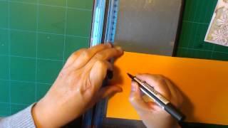 Easel-kort tutorial
