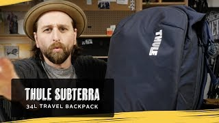 Thule Subterra Travel Backpack Review