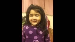 Angel Singing Tum Hi Ho!