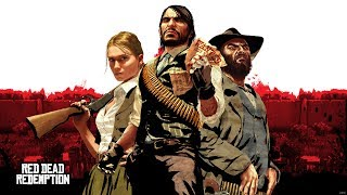 Red Dead Redemption Opening Scene