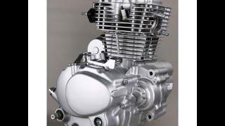 Zongshen ZS 200 - ремонт двигателя