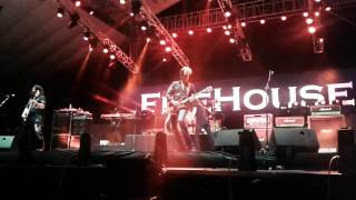 Firehouse Live in Rock'n'Rebels Cebu! Part 3