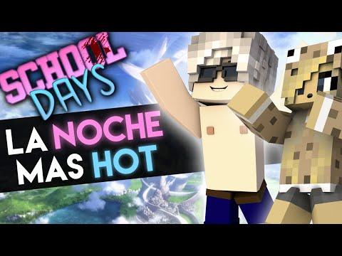 Xxx Mp4 School Days LA NOCHE MAS HOT Historia En Minecraft 7 CILIO 3gp Sex