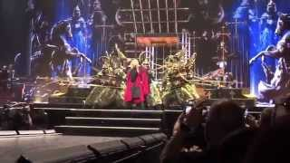 Madonna - Iconic (Opening) - Rebel Heart Tour - Washington, DC 9/12/15  [HIGH QUALITY CLOSE UP]