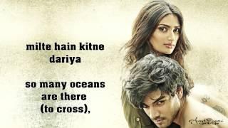 Hero 2015 - O Khuda Lyrics English Translation