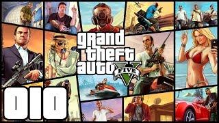 Let's Play Grand Theft Auto V [German] #10 - Ein Echter Rabenvater