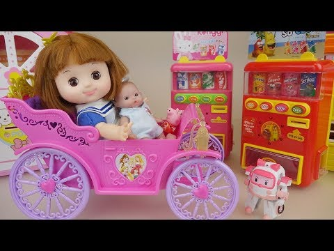 Xxx Mp4 Baby Doll Princess Carriage And Friends Car Shop Play 3gp Sex